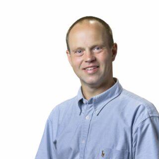 Bent K. Christensen driftsøkonom hos Landbo Limfjord eksperter i økonomisk rådgivning